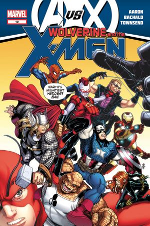 Wolverine & the X-Men #12