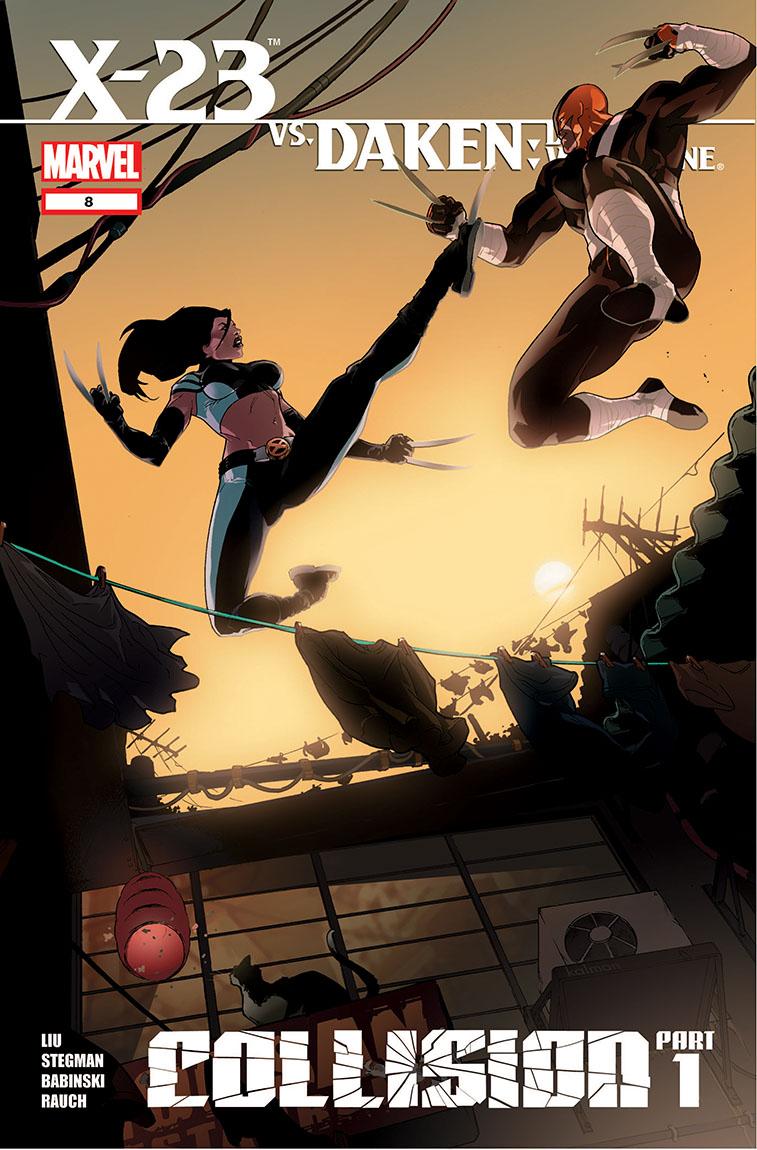 X-23 (2010) #8