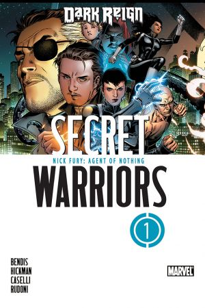 Secret Warriors (2009) #1