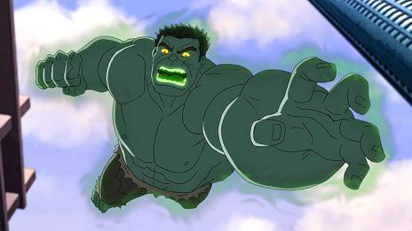 Hulk jumps into the spotlight as the team faces Attuma in Marvel's Avengers Assemble