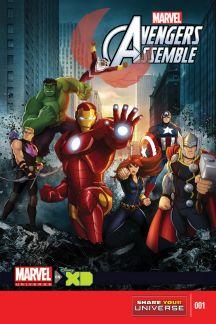 Marvel Universe Avengers Assemble (2013) #1