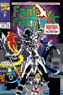 Fantastic Four (1961) #377