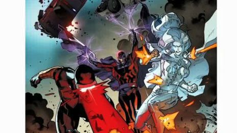 Marvel AR: All-New X-Men #1 Art Evolution