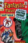 Fantastic Four (1961) #16 Cover