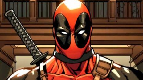 Marvel AR: Deadpool #1 Cover Recap