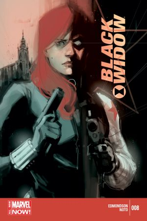 Black Widow (2014) #8