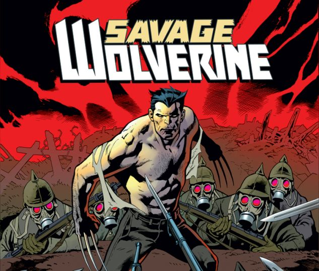 SAVAGE WOLVERINE 21 (ANMN, WITH DIGITAL CODE)