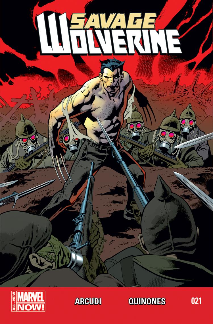 Savage Wolverine (2013) #21
