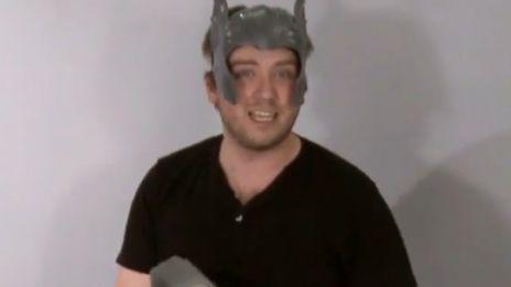 Marvel AR: Jon Moisan Smashes Things