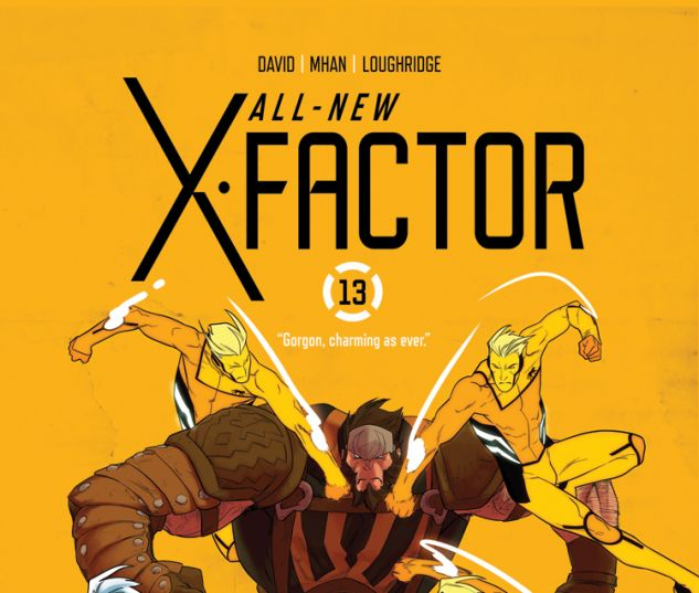 ALL-NEW X-FACTOR 13 (WITH DIGITAL CODE)