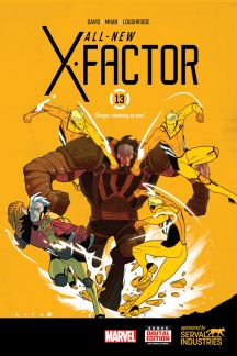 All-New X-Factor (2014) #13