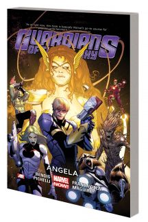 GUARDIANS OF THE GALAXY VOL. 2: ANGELA (Trade Paperback)