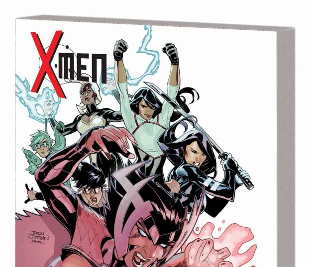 X-MEN VOL. 4: EXOGENOUS TPB