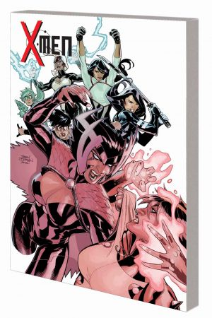 X-Men Vol. 4: Exogenous (Trade Paperback)