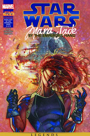 Star Wars: Mara Jade - By The Emperor'S Hand (1998) #2