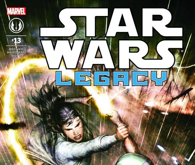 Star Wars: Legacy (2013) #13