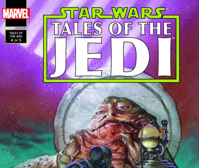 Star Wars: Tales Of The Jedi (1993) #4