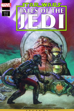 Star Wars: Tales of the Jedi #4