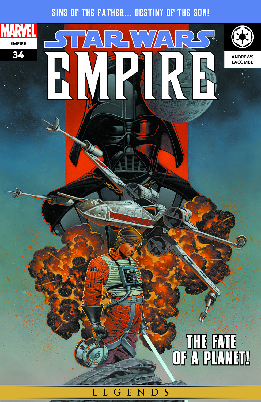 Star Wars: Empire (2002) #34