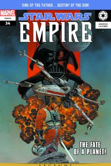 Star Wars: Empire #34