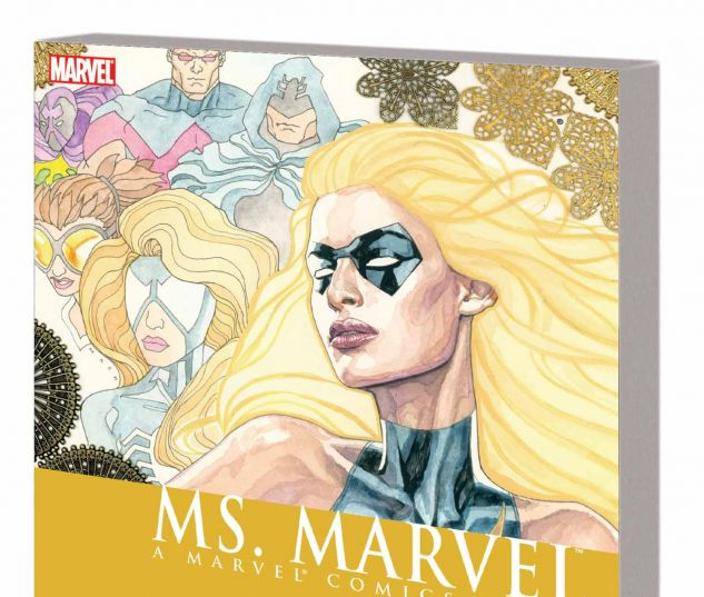 CIVIL WAR: MS. MARVEL TPB