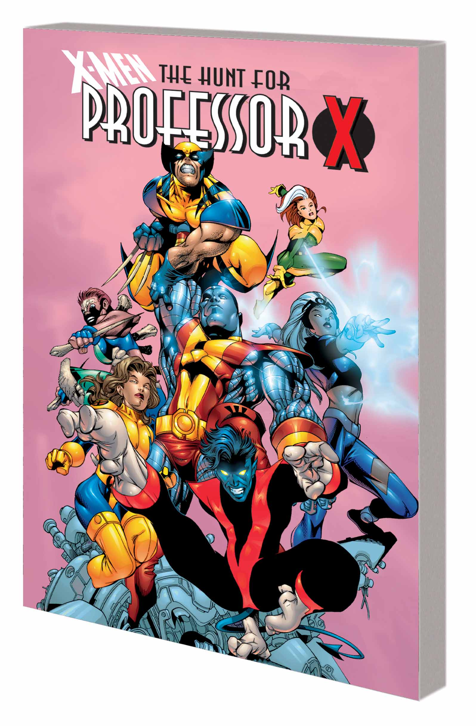 X-Men: The Hunt for Professor X (Trade Paperback)