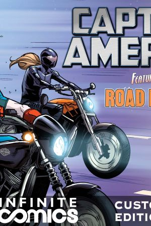 Captain America featuring Road Force in ENDGAME  (2015 - Present)