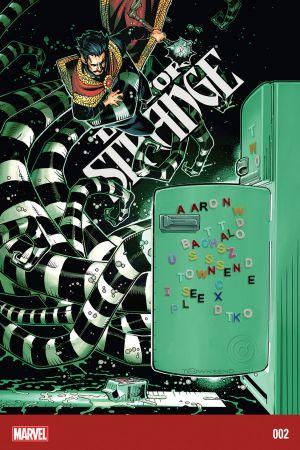 Doctor Strange (2015) #2