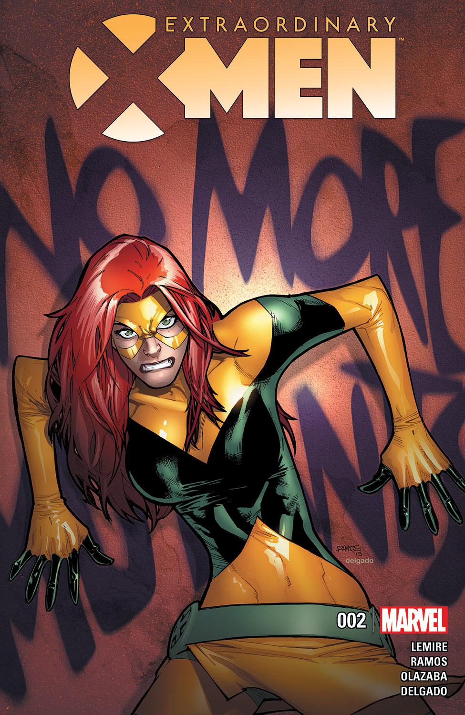 Extraordinary X-Men (2015) #2