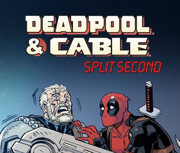 Deadpool & Cable: TBD Infinite Comic (2015) #4
