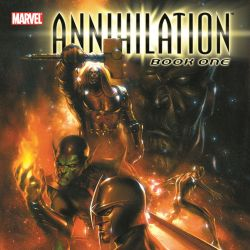 Annihilation Book One (2007)