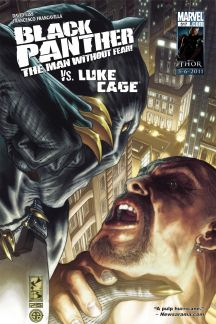 Black Panther: The Man Without Fear #517