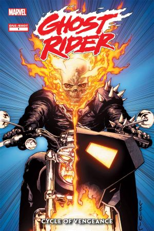 Ghost Rider: Cycle of Vengeance (2011) #1