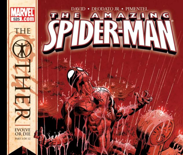 AMAZING SPIDER-MAN (1999) #525