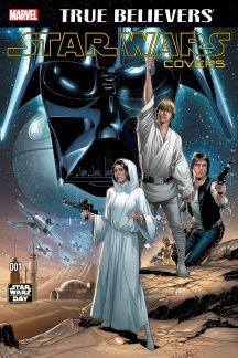True Believers: Star Wars Covers (2016) #1