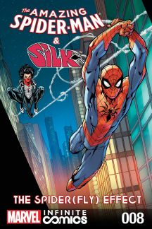 Amazing Spider-Man & Silk: The Spider(fly) Effect Infinite Comic #8