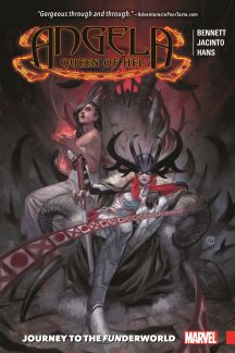 Angela: Queen of Hel - Journey to The Funderworld (Trade Paperback)