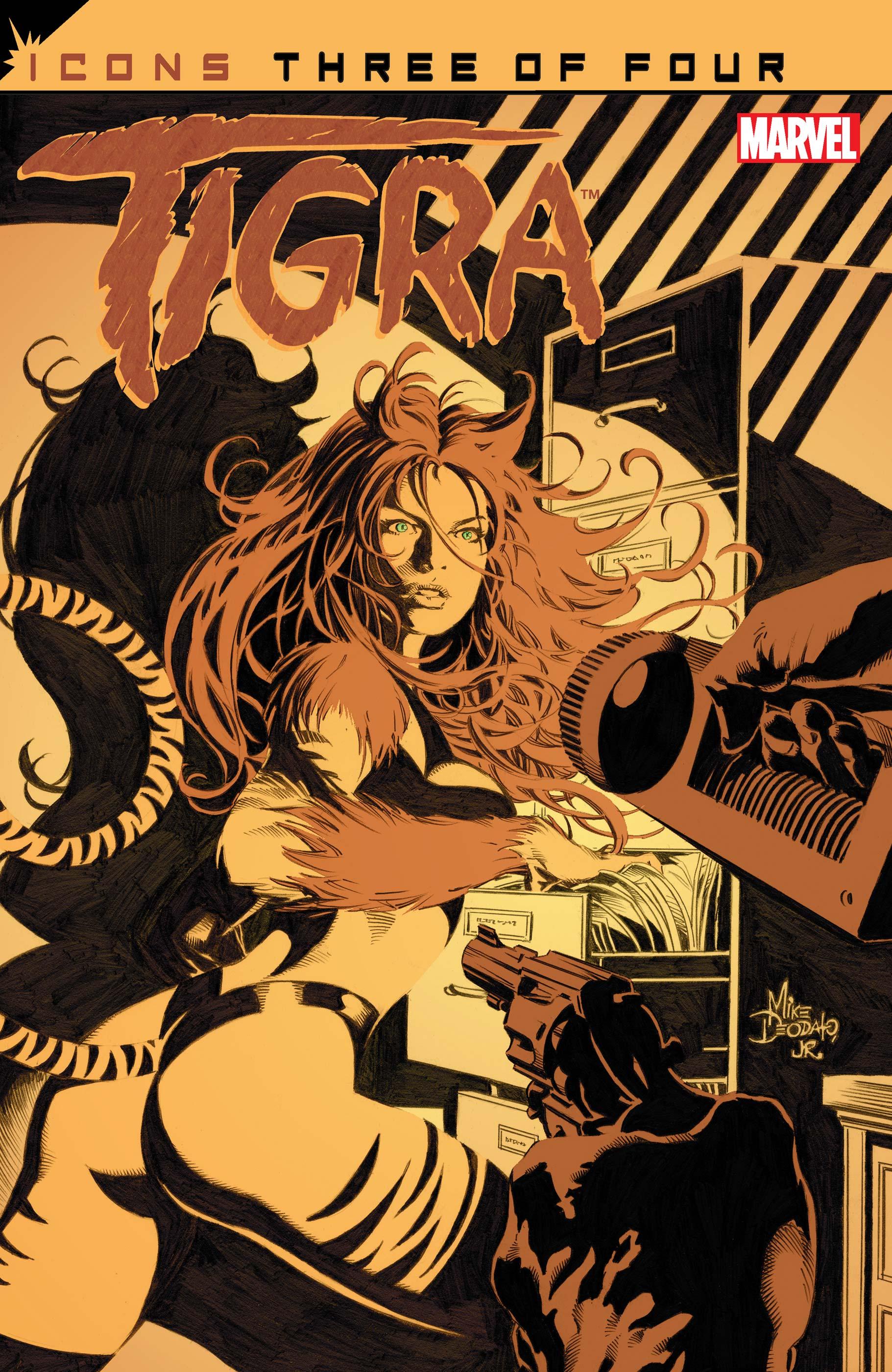 Tigra (2002) #3