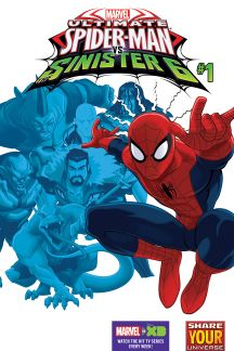 Marvel Universe Ultimate Spider-Man Vs. the Sinister Six (2016) #1