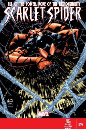 Scarlet Spider (2011) #16