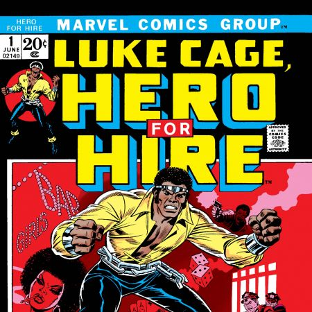 LUKE CAGE, HERO FOR HIRE (1972)