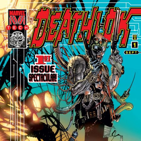 Deathlok (1999) #1