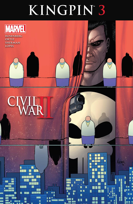Civil War II: Kingpin (2016) #3