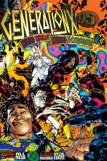 Generation X Annual #1