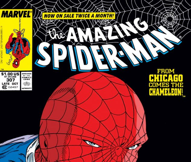 Amazing Spider-Man (1963) #307