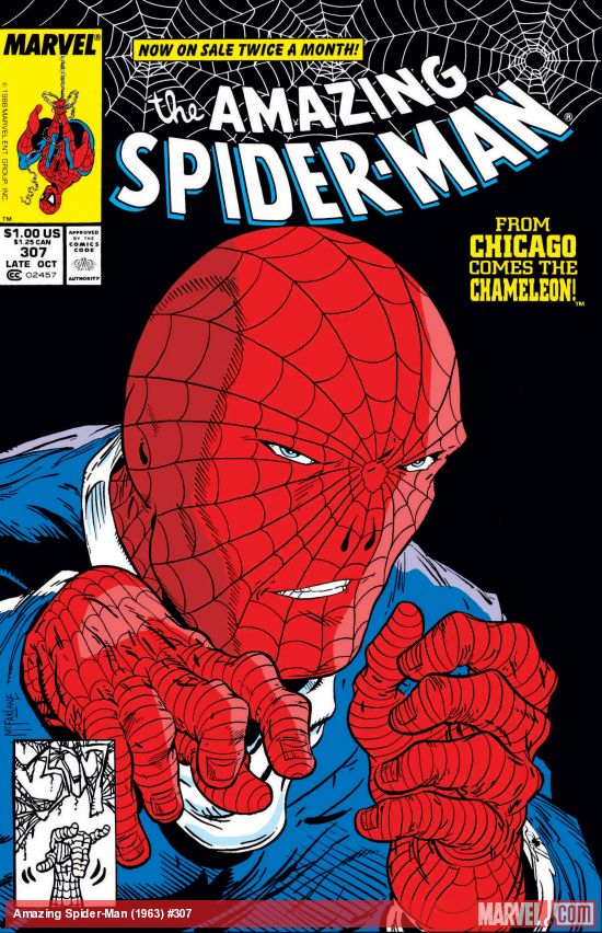 The Amazing Spider-Man (1963) #307