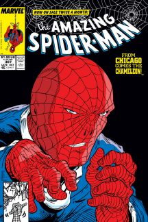 The Amazing Spider-Man #307