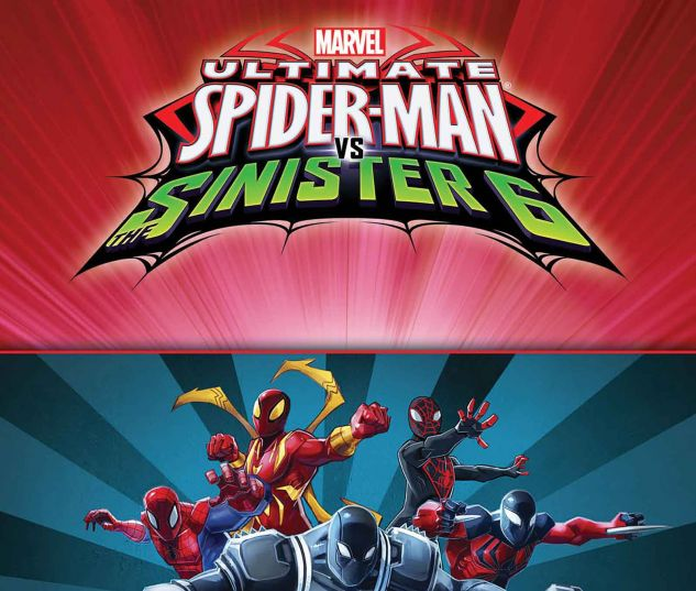 Marvel Universe Ultimate Spider-Man Vs. the Sinister Six (2016) #5