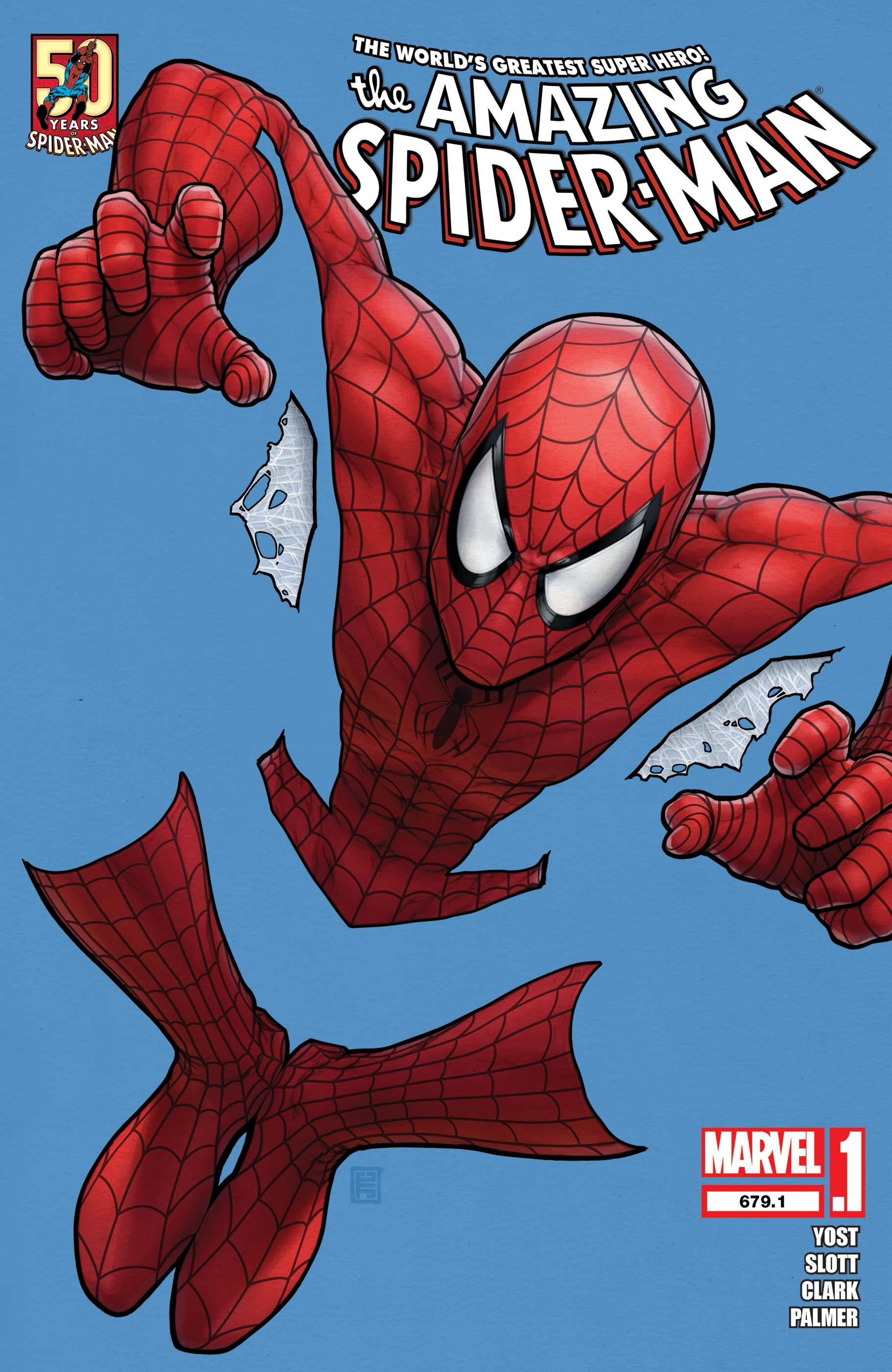 Amazing Spider-Man (1999) #679.1