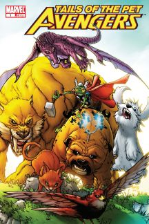 Tails of the Pet Avengers (2010) #1
